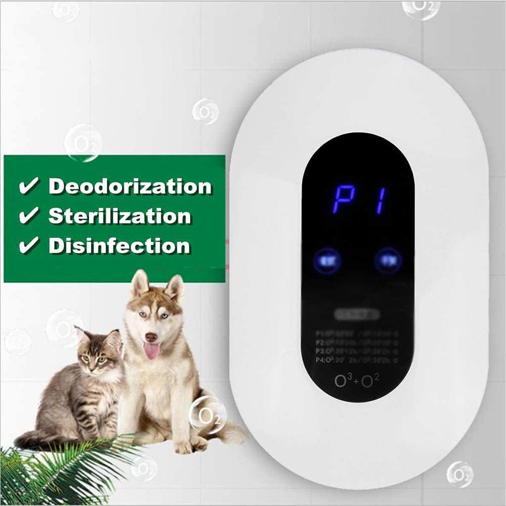 household negative ion formaldehyde removal air purifier