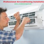 professional air conditioning installation